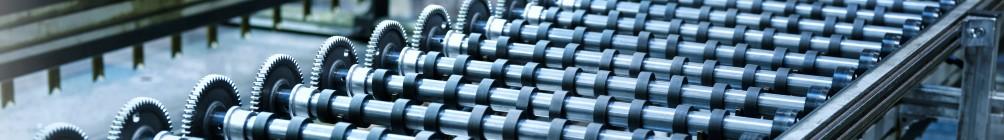 Nockenwellen und E-Motorkomponenten von thyssenkrupp Automotive Technology