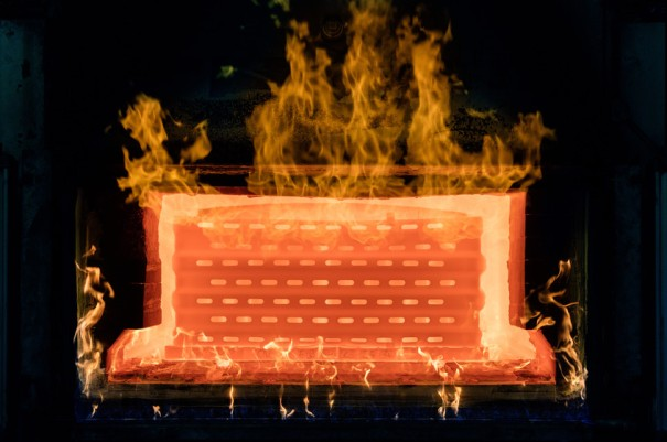 Heat treatment processes are optimized for all product types