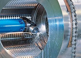 Manufacturing erection