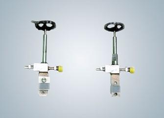 Analyse valves