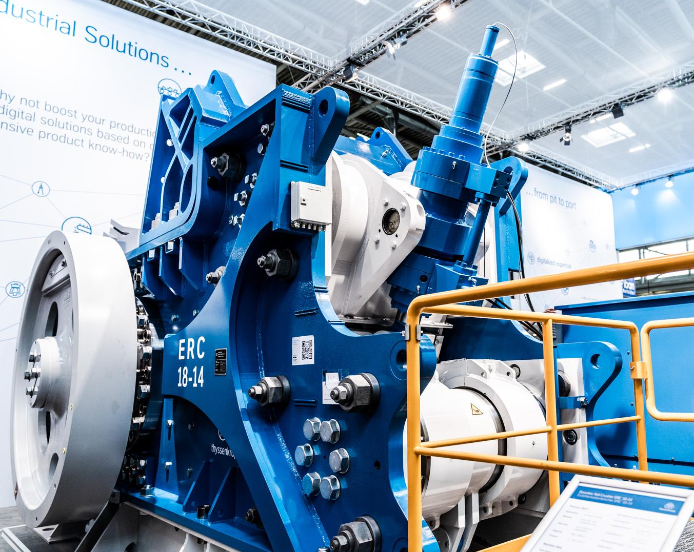 Wir haben eine neue Generation von Ausrüstungen für den Bergbau entwickelt, um den Verarbeitungsbetrieb zu verbessern. Erfahren Sie mehr über unseren Exzenterwalzenbrecher.