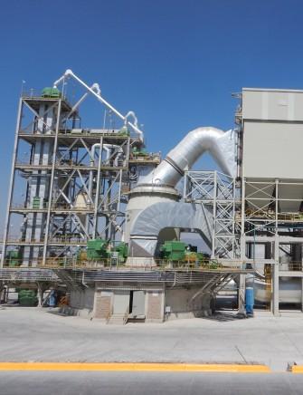 quadropol® - vertical roller mill