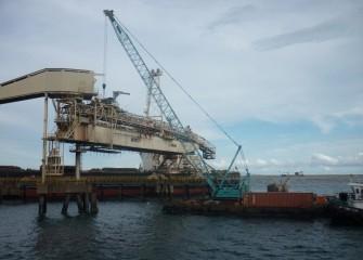 KPC - modification of shiploader