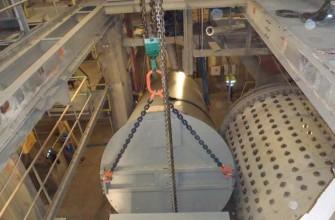 thyssenkrupp exchanges powder cooler for Heidelberg Cement