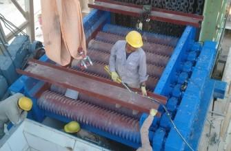 Wobbler delivery for Yanbu Cement - thyssenkrupp