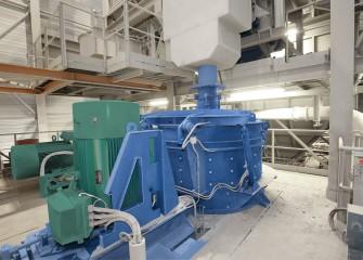 Multirok® vertical shaft impact crusher