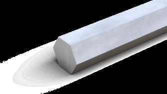 aluminum hexagon aluminum