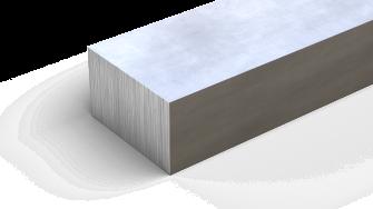 aluminum rectangle bar thyssenkrupp materials na