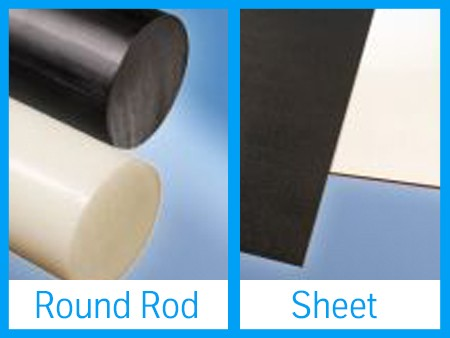 24 Length Small Parts PTFE Standard Tolerance Polytetrafluoroethylene Round Rod 1//2 Diameter Opaque White AMS 3651