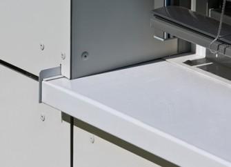 Anarbeitung Fassade - Alucobond Befestigung mit Nieten oder Schrauben