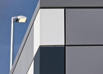 Fassade - Agraffenbefestigung