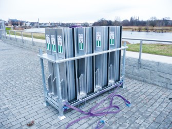 Special storage systems