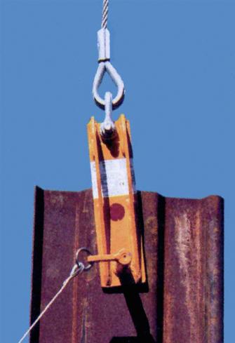 Sheet-pile clamb WIMAG