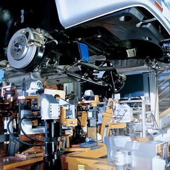Supporting the automotive industry