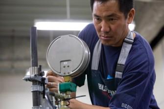 Katsuya Mano, an Engineering Manager at thyssenkrupp Japan