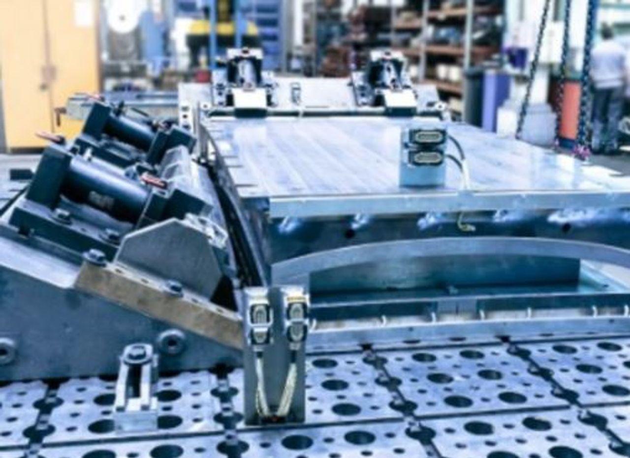 Prototypen von thyssenkrupp Automotive Body Solutions