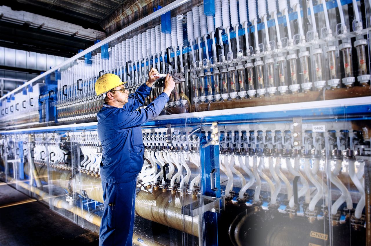 ODC technology cuts energy consumption in chlorine production