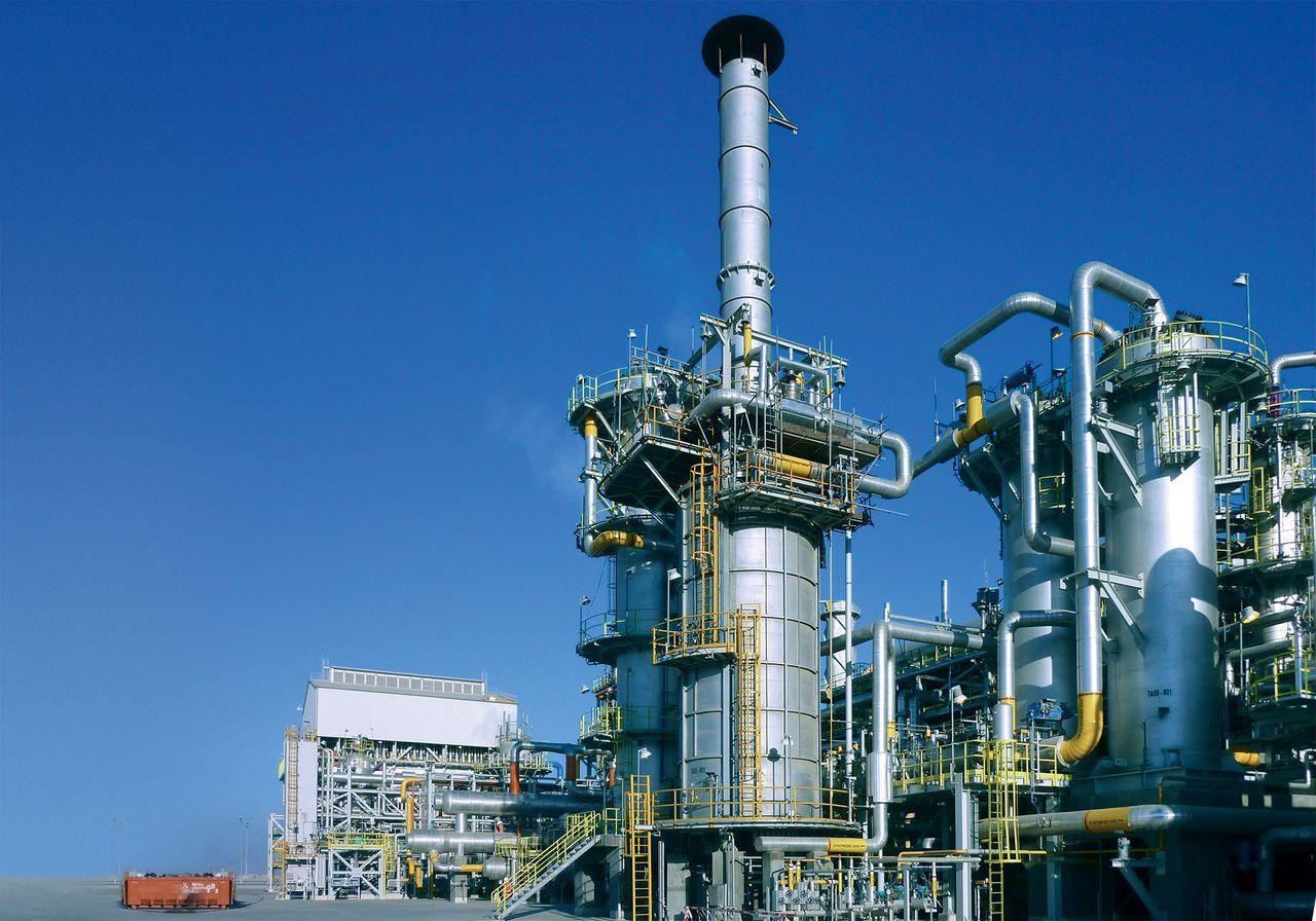 Ammonia Unit (Uhde Ammonia Technology)