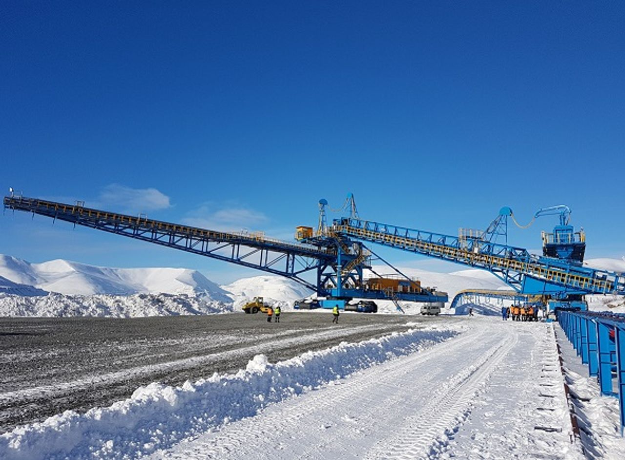 thyssenkrupp Spreader Reference Russia