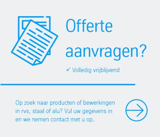 Offerte aanvragen bij thyssenkrupp Materials Belgium