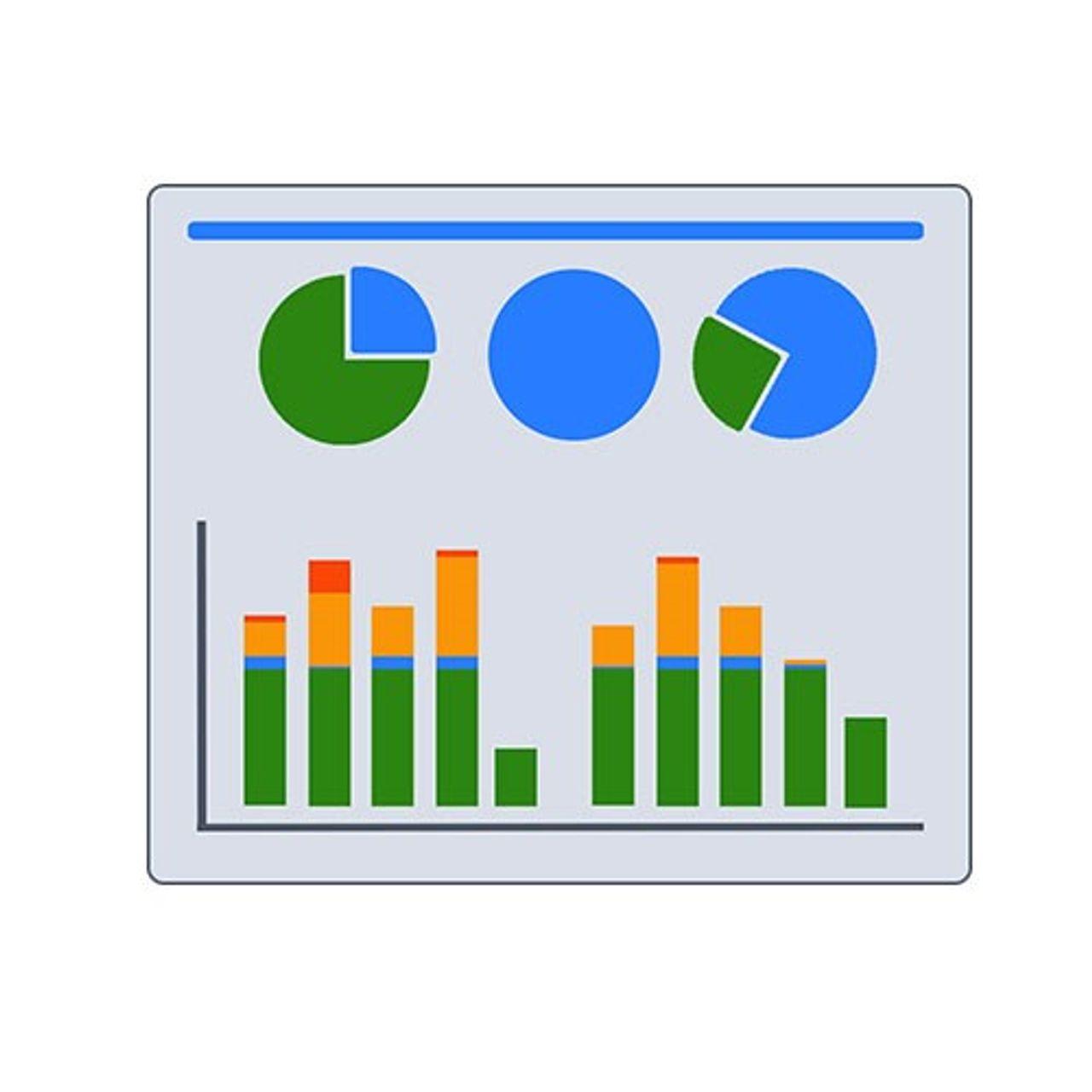 Dashboards wie Andon Boards oder Shop Floor Boards verschaffen einen schnellen Überblick über die Produktionsdaten