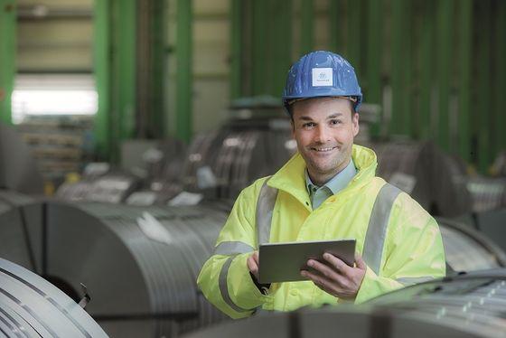 thyssenkrupp Materials Processing Europe geht nächsten Schritt in der Digitalisierung