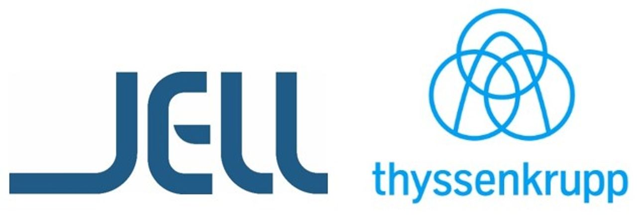 Logo Jell - thyssenkrupp