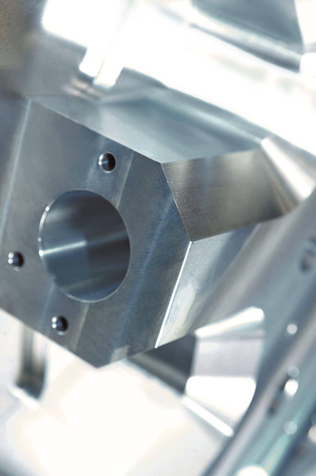 aus PCP 250® gefertigte Bauteile überzeugen durch bessere Formstabilität