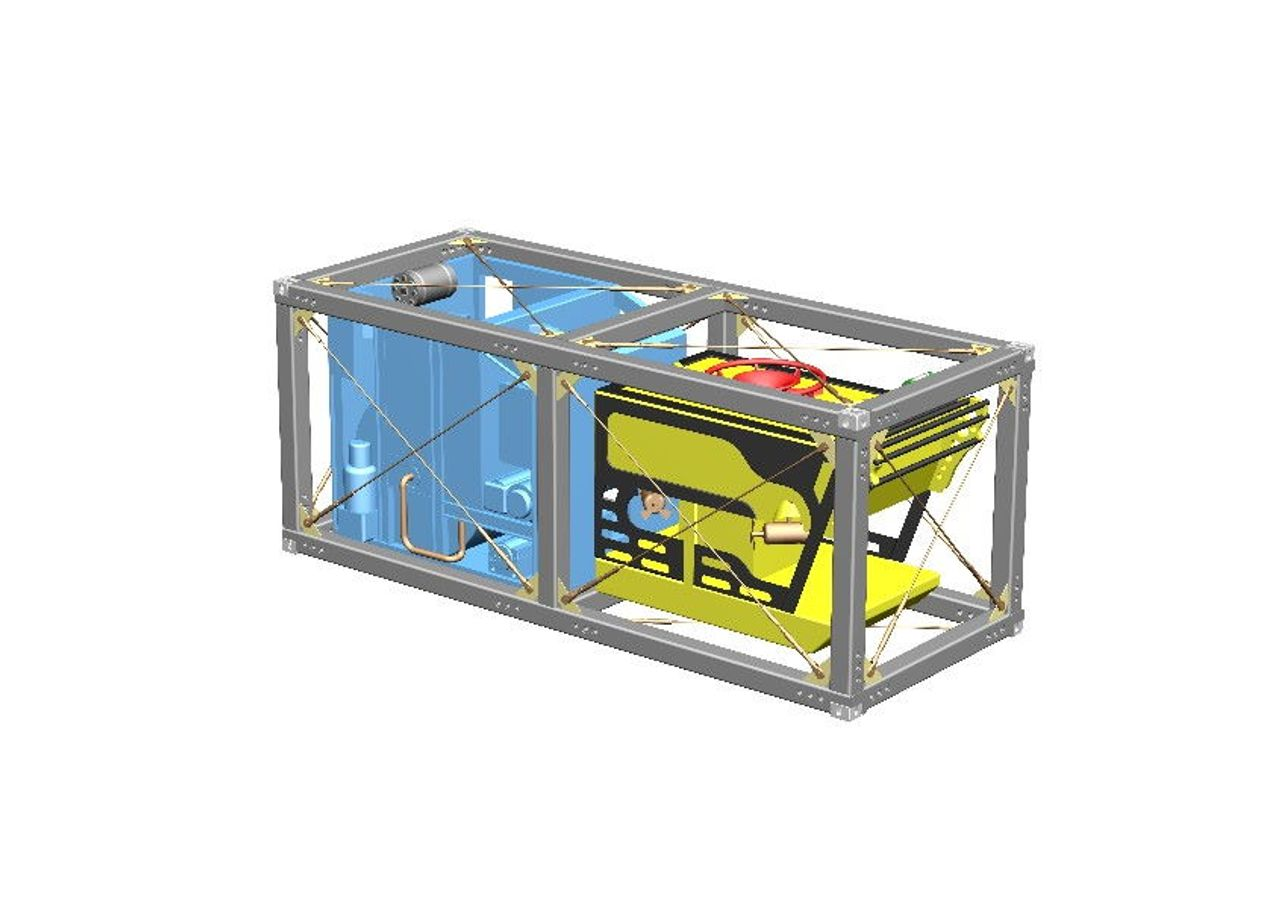 Image of an example ROV module