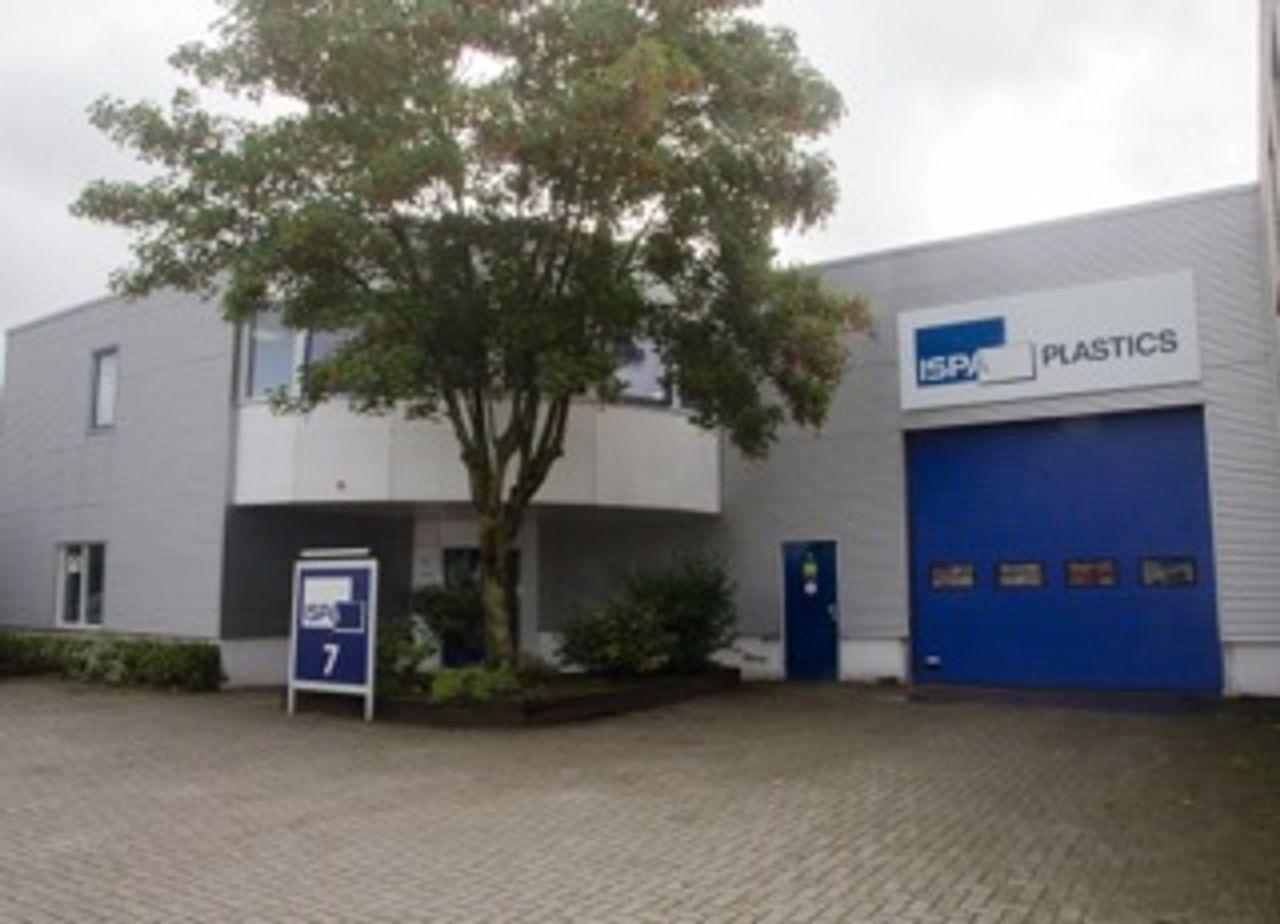ISPA Plastics pand Zwolle