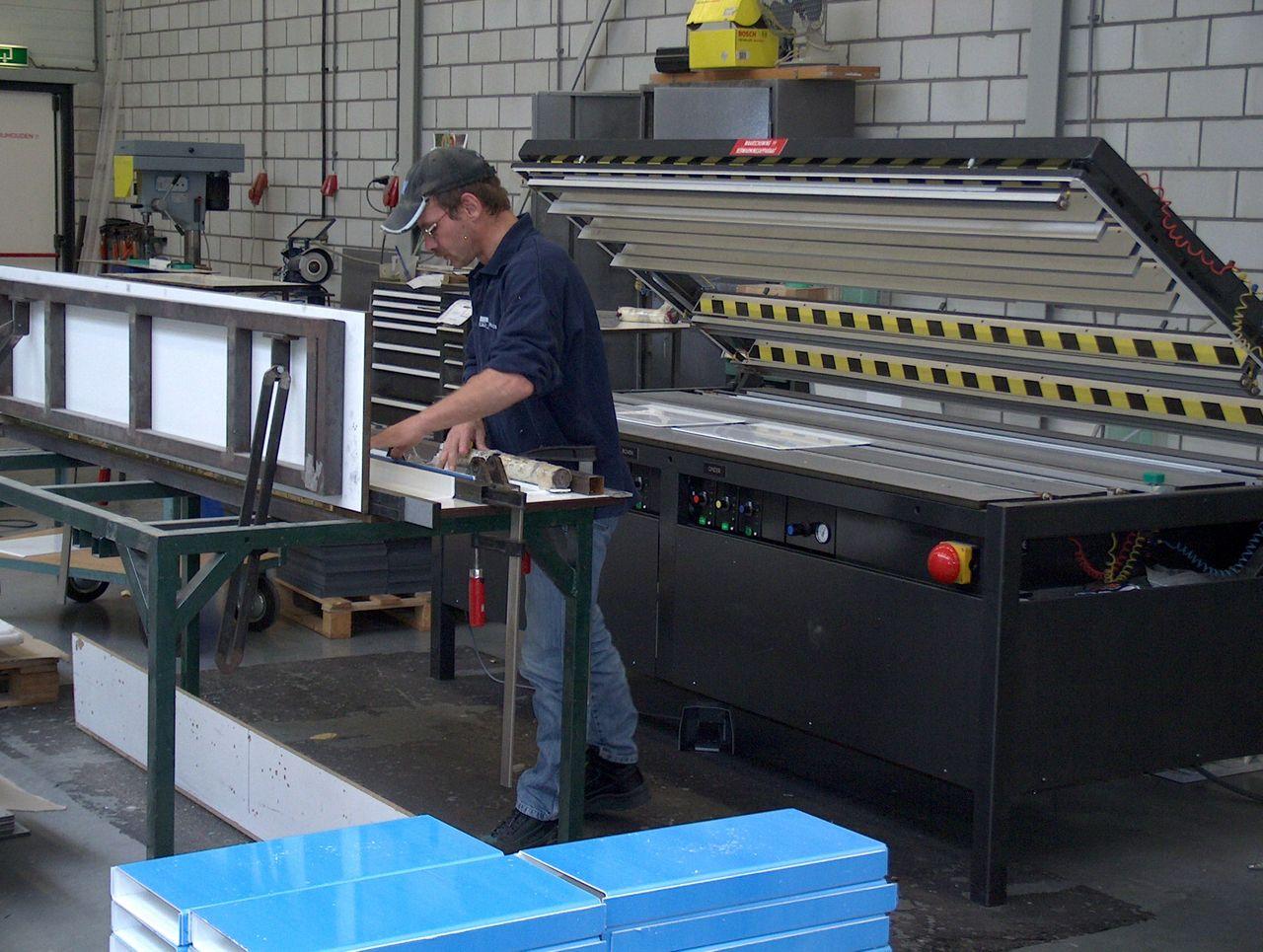 Werken bij Ispa Plastics Nederland