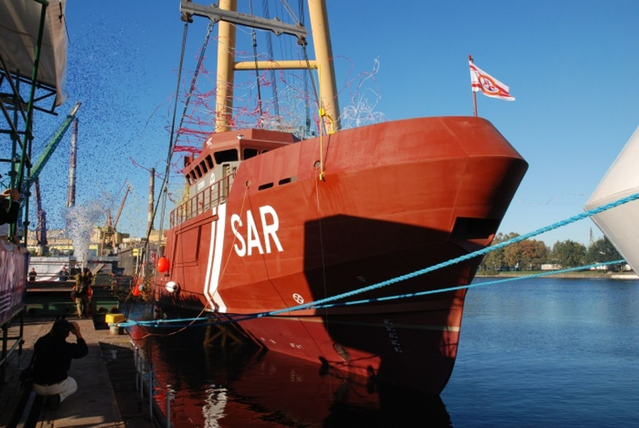Statek SAR