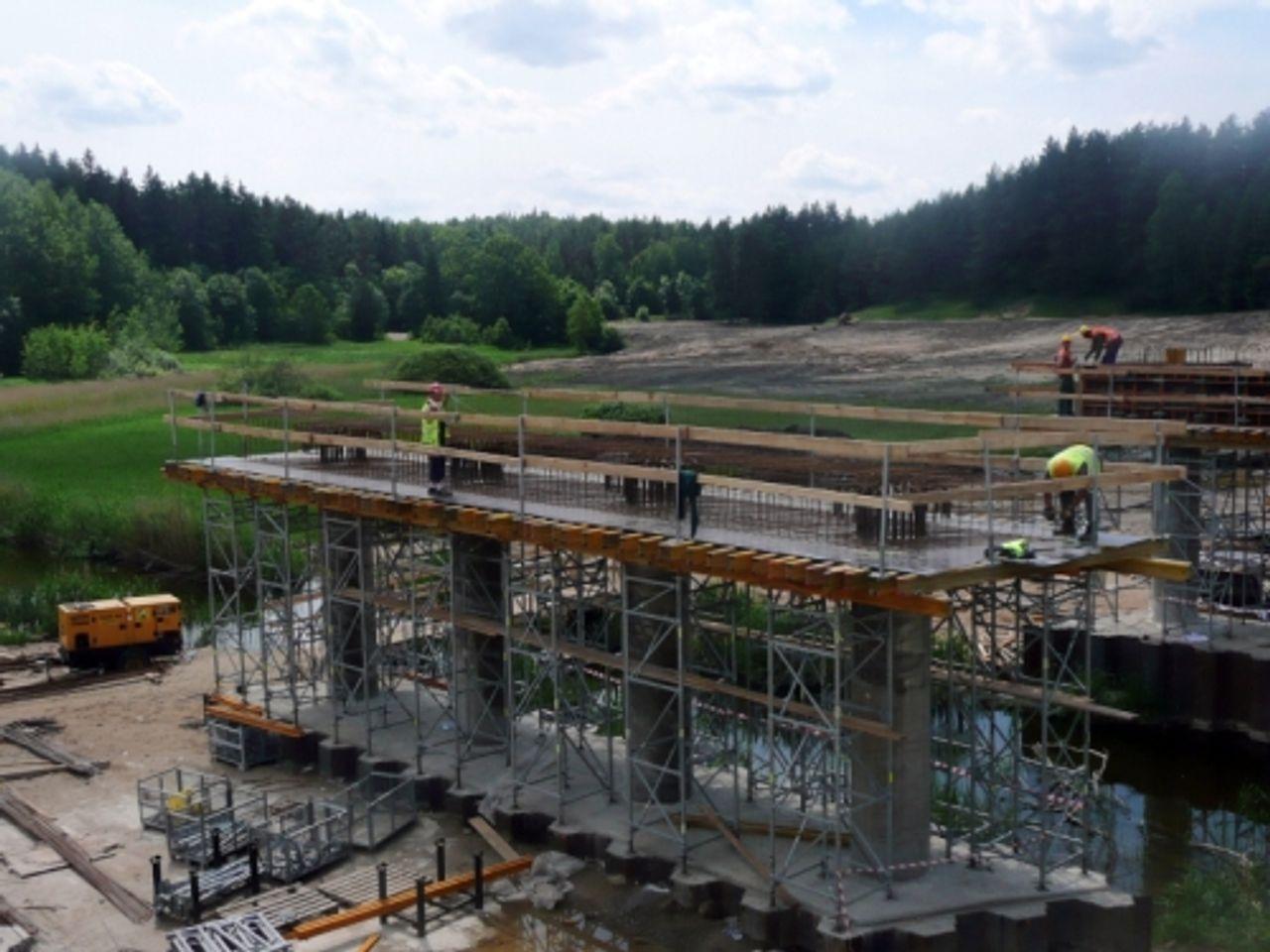 Budowa obwodnicy miasta Barczewo