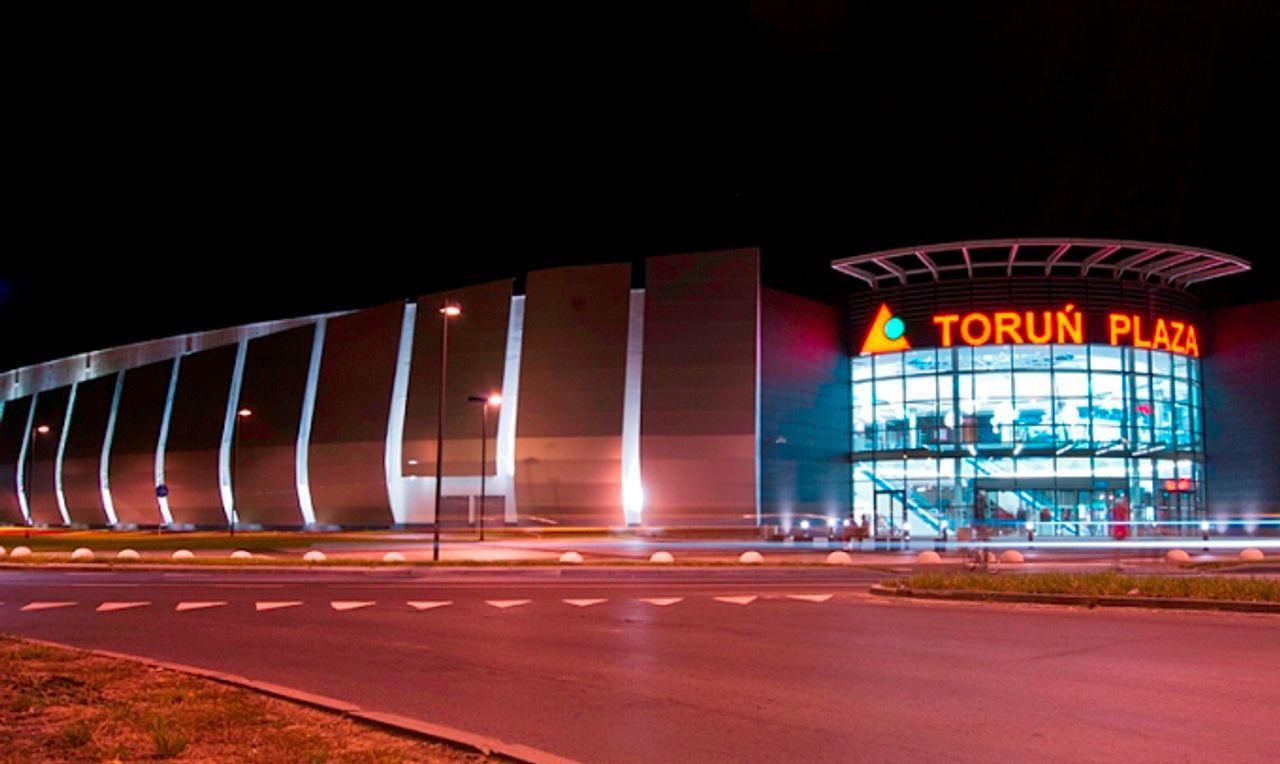 Toruń Plaza Centrum Handlowo - Rozrywkowe