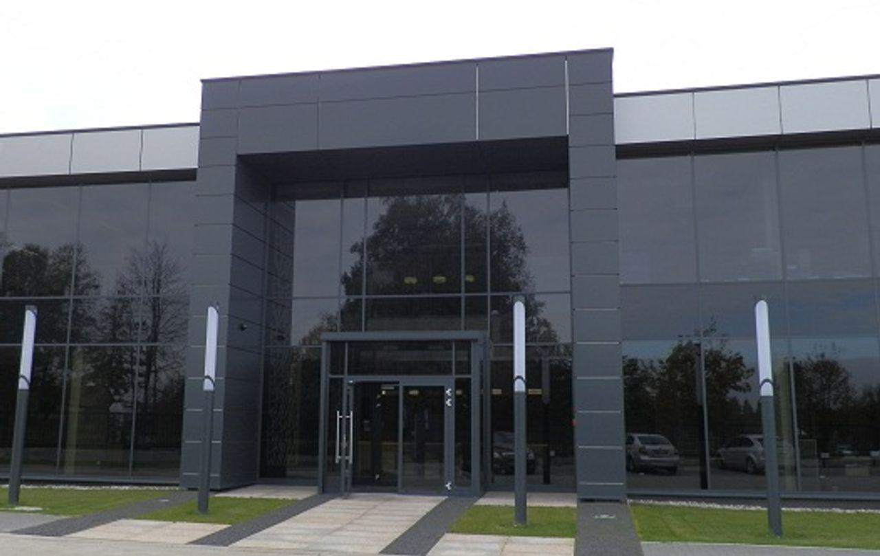 Obiekt biurowo - produkcyjny - Rodex