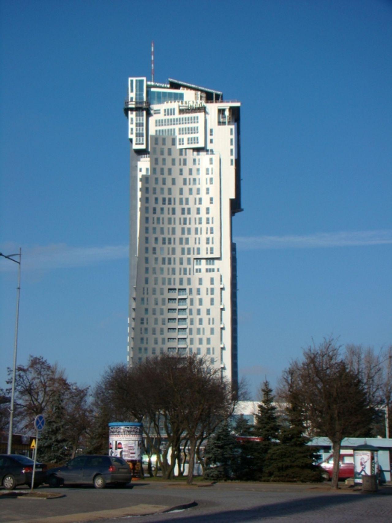 Wieżowiec SEA TOWERS