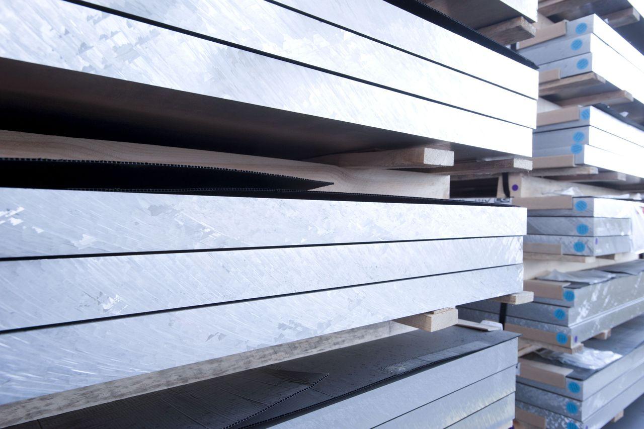 Aluminium i metale miedzionośne