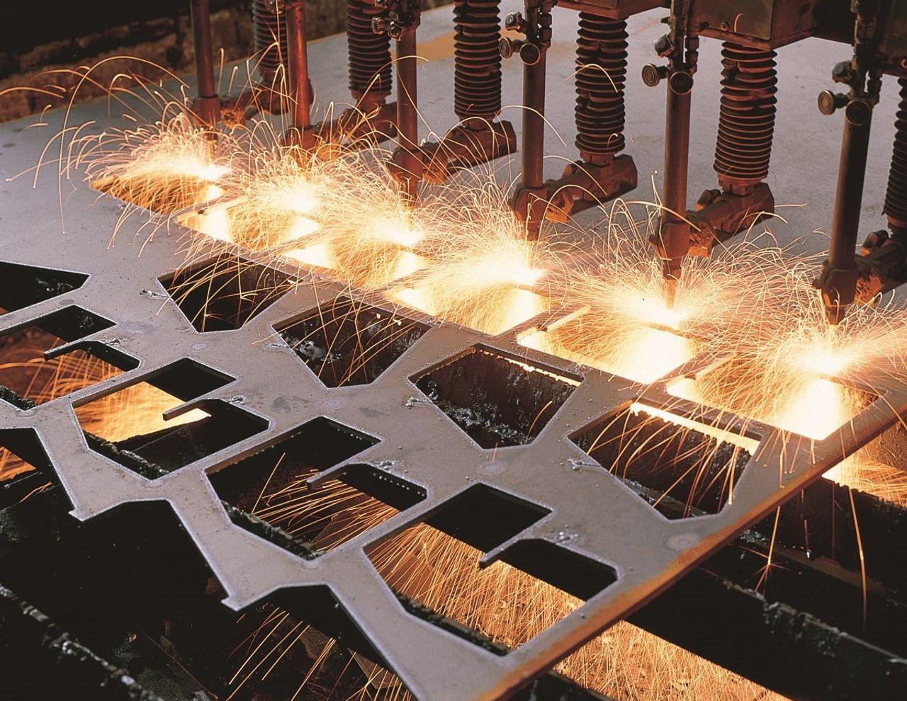 Centrum serwisowe stali węglowej