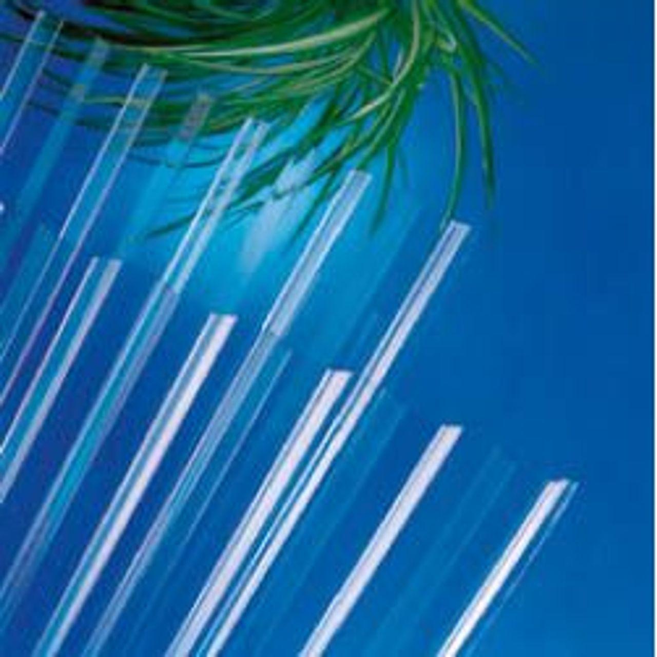 Afbeelding plaques ondulées en polycarbonate