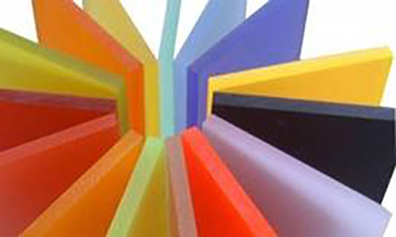 Afbeelding PMMA kunststof plaat