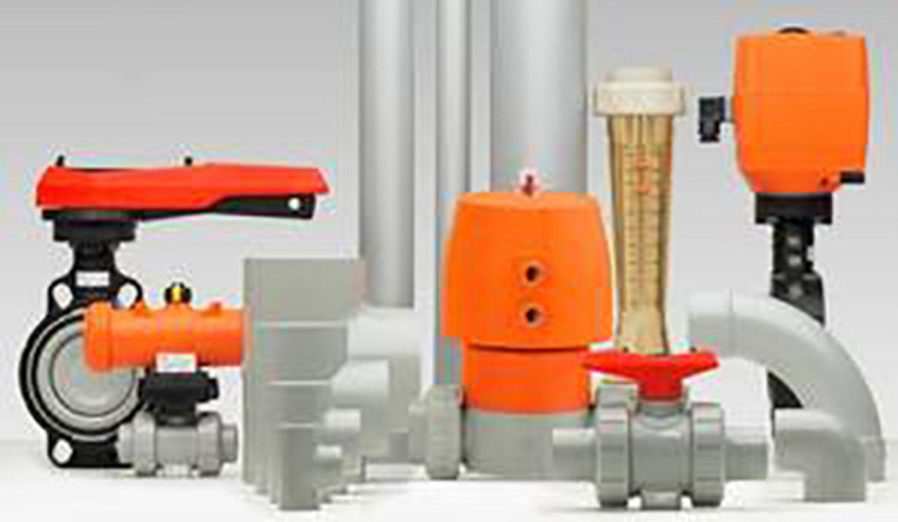 Afbeelding PVC-C leidingsystemen