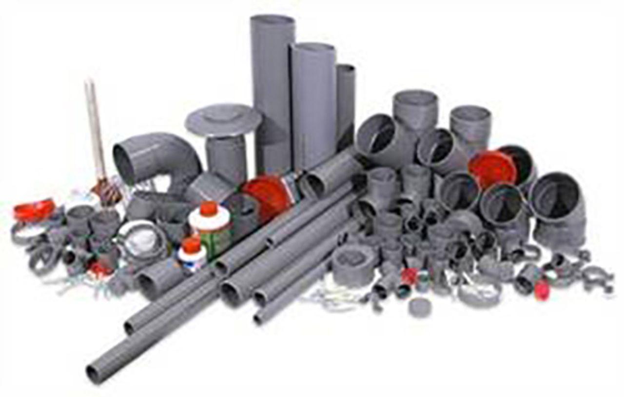 Afbeelding PVC-C Ventilatie leidingsystemen
