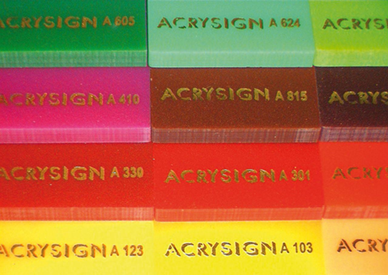 Afbeelding ACRYSIGn®