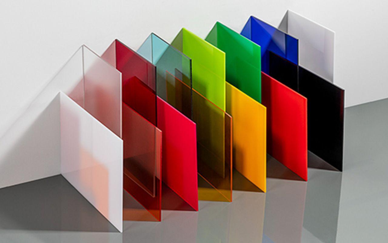 Afbeelding PLEXIGLAS® GS kleuren