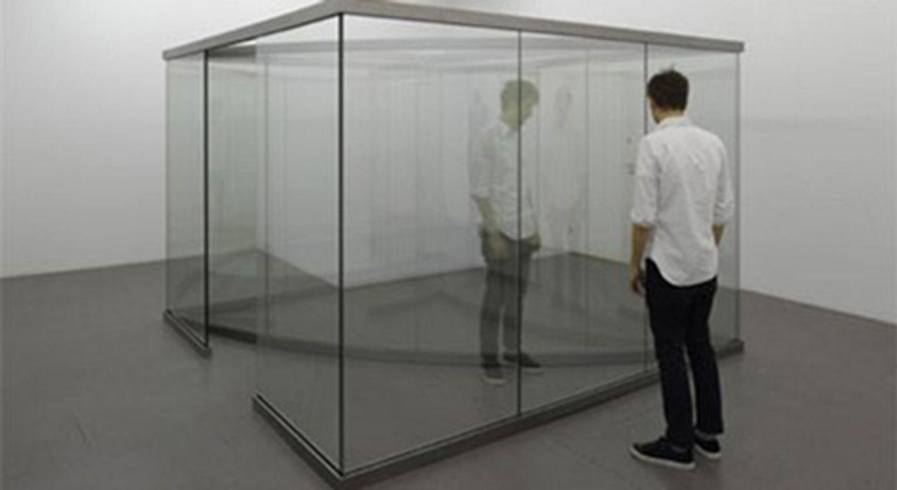 Afbeelding spion spiegel