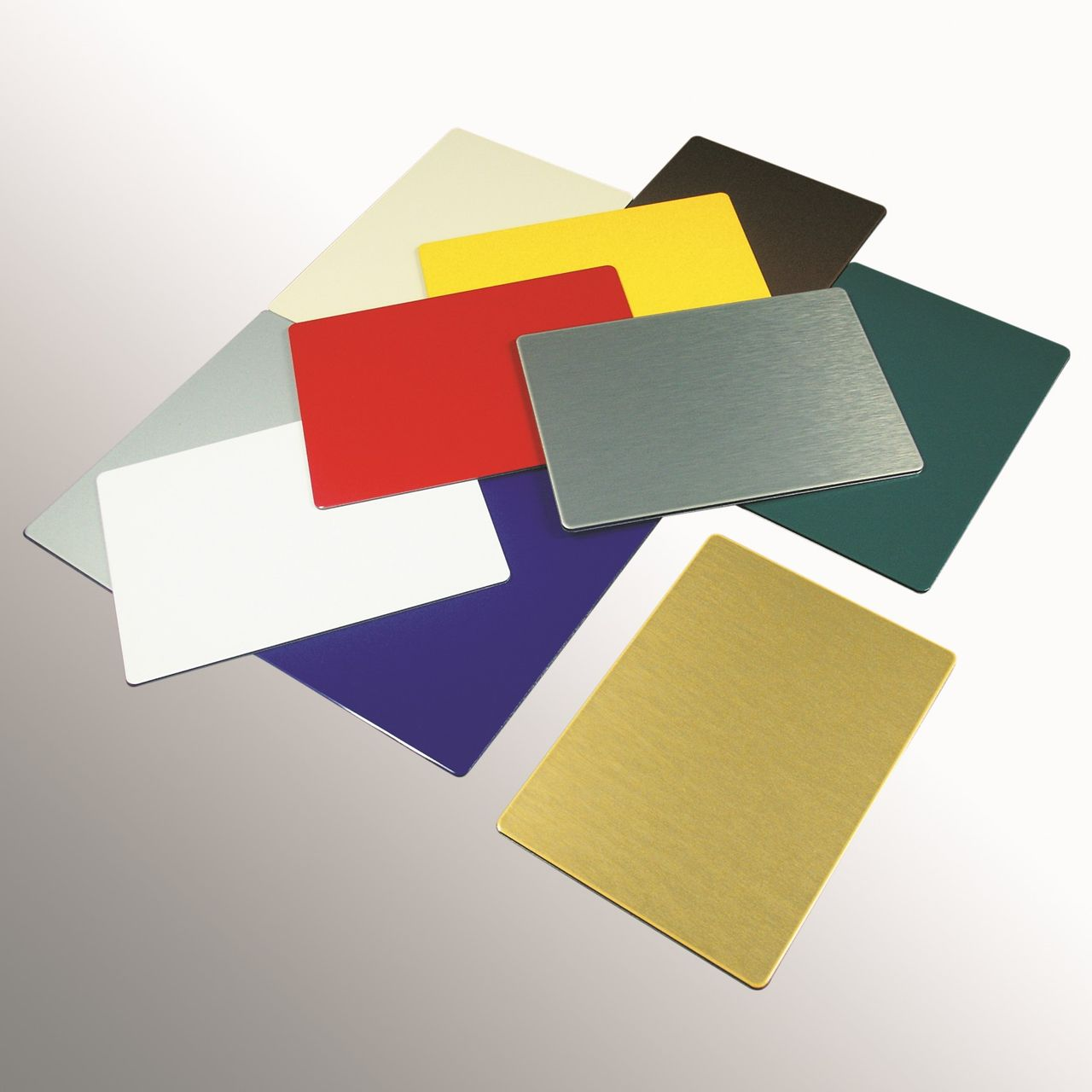 Dibond ® aluminium composiet alupanel platen