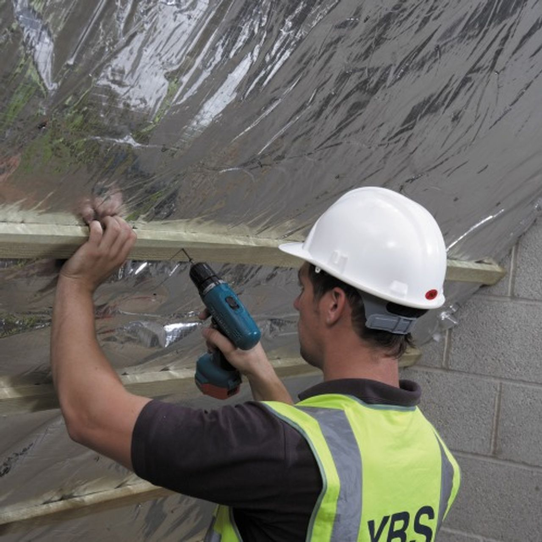 YBS isolatiedekens voor daken, gevels wanden en vloeren