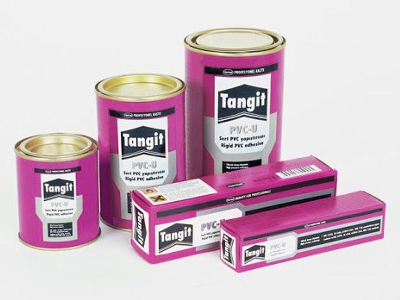 Tangit® lijmen & reinigers voor kunststof leidingen