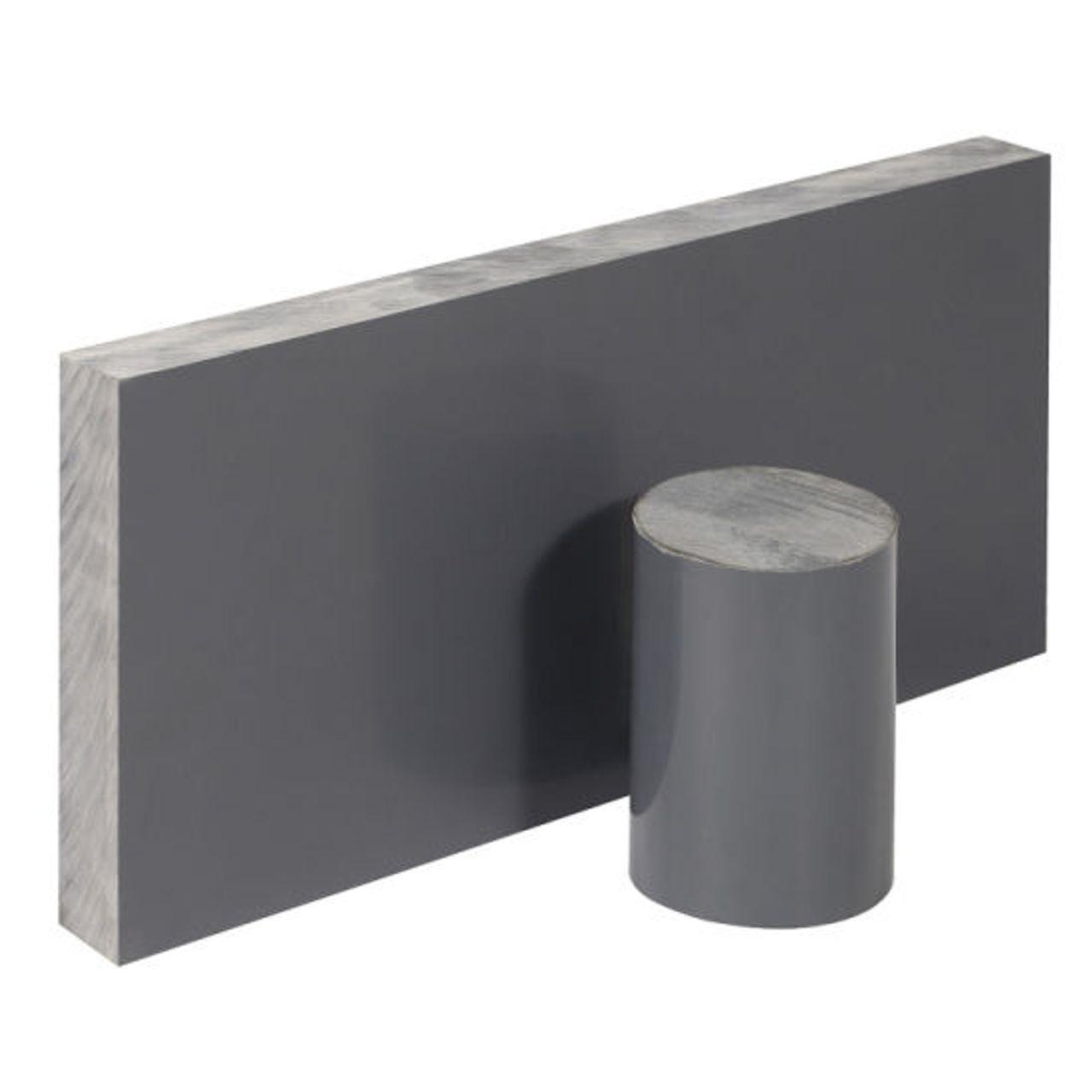 PVC (Polyvinylchloride) kunststof platen en staf materialen