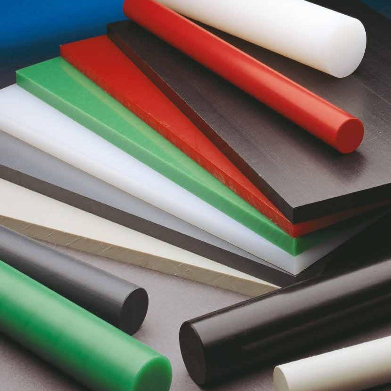 PE (Polyethyleen) kunststof platen en staf materialen